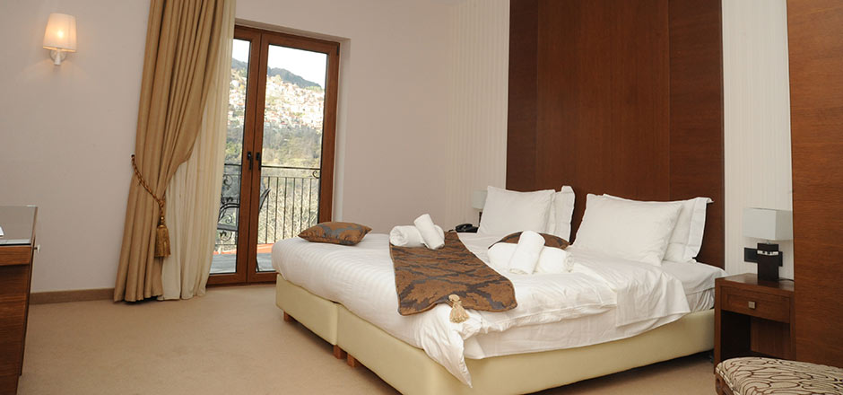 Double rooms in Anilio, Metsovo