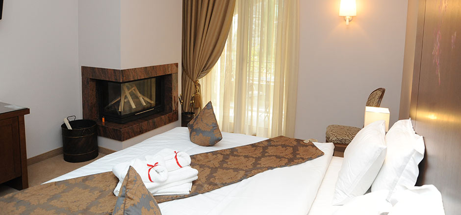 Triple Rooms in Anilio, Metsovo